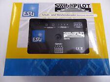 ESU 51822 SwitchPilot Servo V2.0 / Nachfolger 51802 NEU - OVP