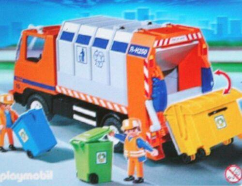Pièce de rechange Camion poubelle 4418 Playmobil