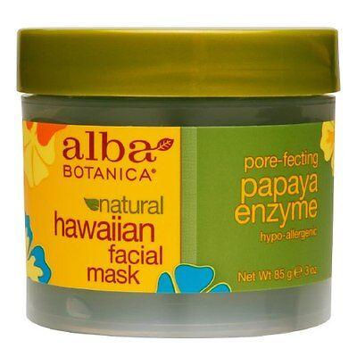 Alba Botanica Hawaiian Facial Mask Papaya Enzyme