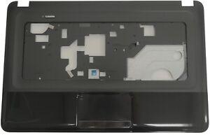 Nuevo HP Compaq Presario CQ58 Negro Reposapalmas Touchpad Carcasa Cubierta
