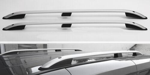 LWB Dachreling Opel Vivaro B 06//2014-06//2019 Lang VersionAlu Silber Bj