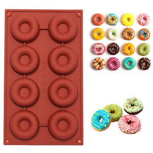 1-x-Silicone-Chocolate-Cookie-Cake-Muffin-Jelly-Baking-Mould-Bakeware-Mold-Tray