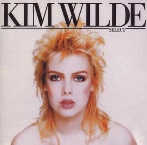 KIM-WILDE-SELECT-EXPANDED-REMASTERED-CD-NEUF