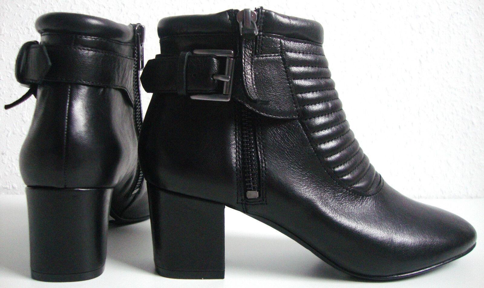 Ash glenn belfast botines de cuero botines señora botas de media nuevo