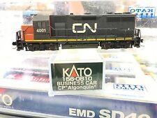 *** Kato /  Atlas GP35 GP-35 CN Canadian National   # 4001  * DC **