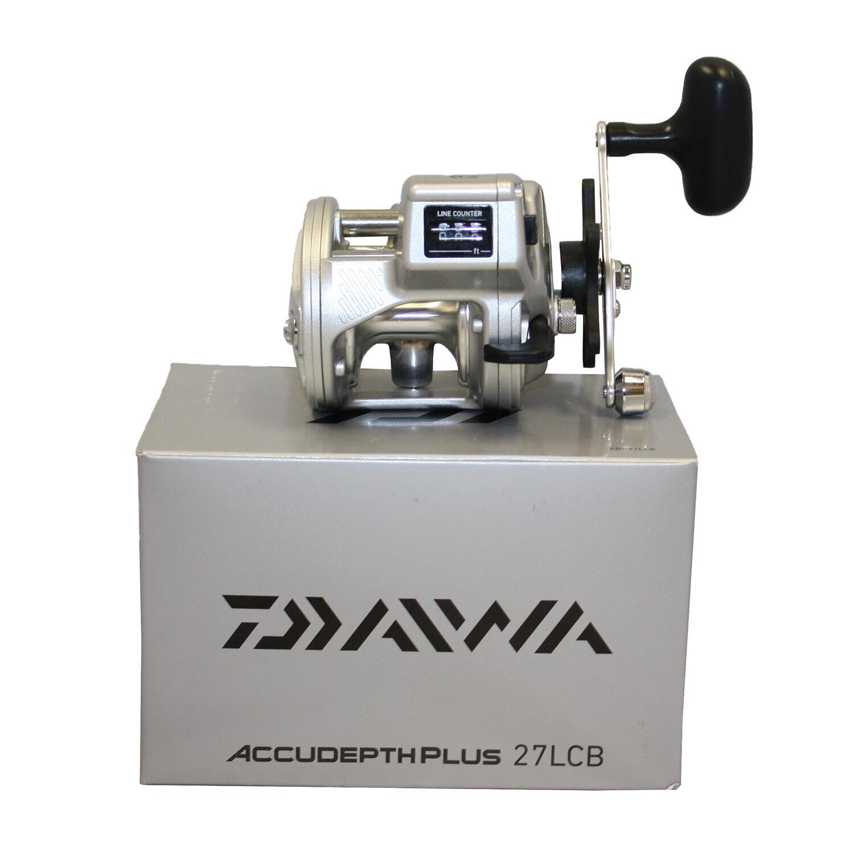 NEW Daiwa Accudepth 27LCB plus-B Line Counter fishing reel ADP27LCB