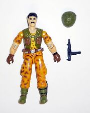 GI JOE CLAYMORE Vintage Action Figure Mission Brazil COMPLETE C9 v1 1986