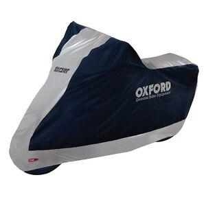 OXFORD-AQUATEX-Essential-Motocicletas-Pequenas-CUBIERTA-PARA-MOTO-CV200