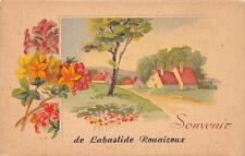 CPA 81 SOUVENIR DE LABASTIDE ROUAIROUX