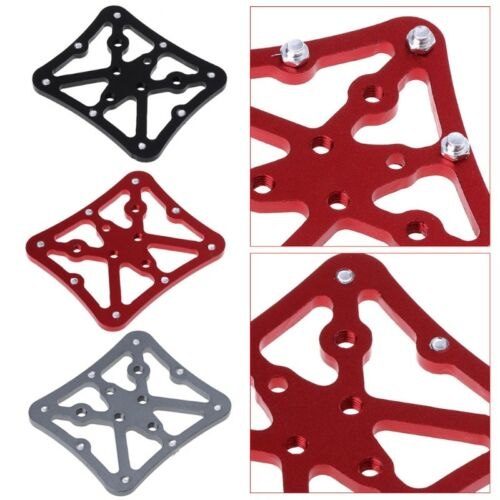 Bicycle Pedal Adapter Platform Cycling Aluminum Alloy Clipless For Shimano Looke