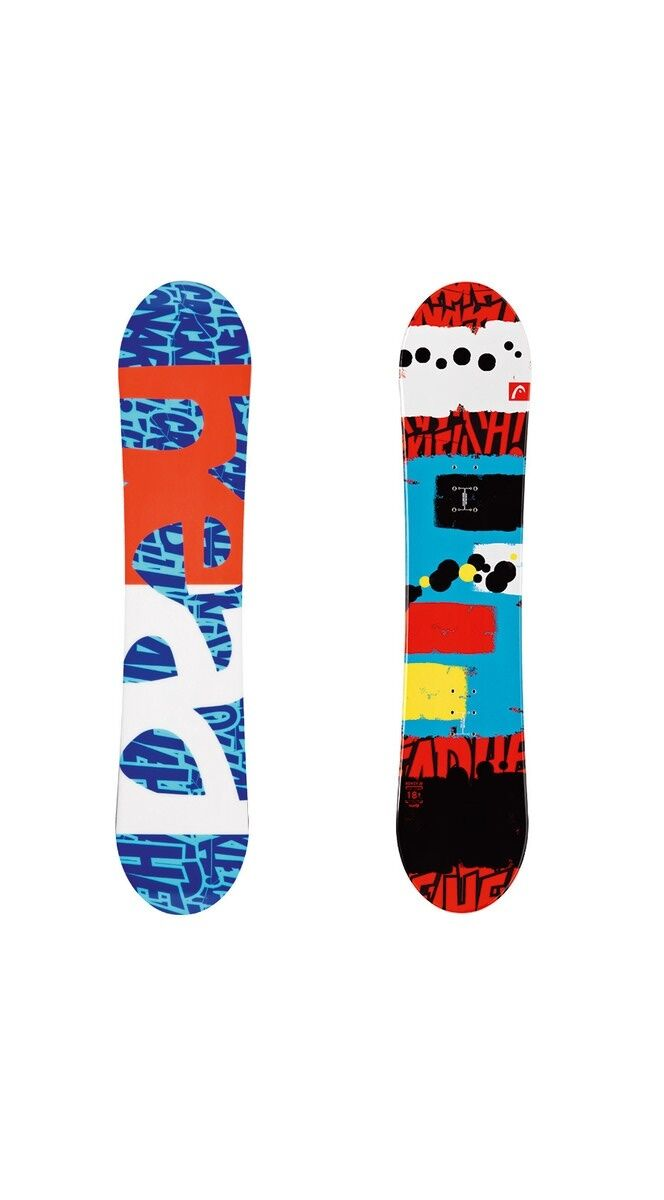 Tabelle Baby All Mountain Snowboard Bengel Head Rowdy Jr 2017