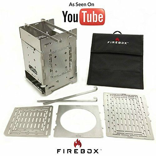 Firebox Bushcraft Camp  Stove Kit  get the latest