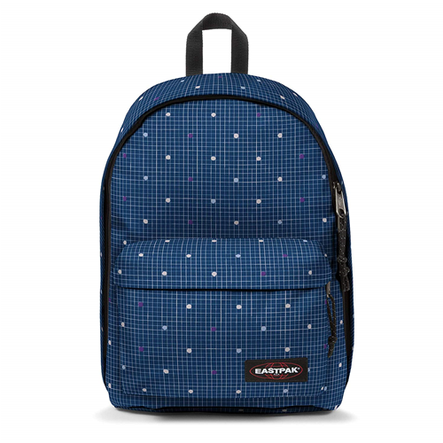 Eastpak Zaino OUT OF OFFICE LITTLE GRID  EK76789X  Garanzia 30 Anni