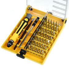 45 In 1 Torx Precision Screw Driver Mobile Phone Repair Tool Set Flexible Kit