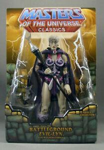 Univers des Maîtres Classiques Mattel Battle Ground Evil Lyn He-man Matty Collector