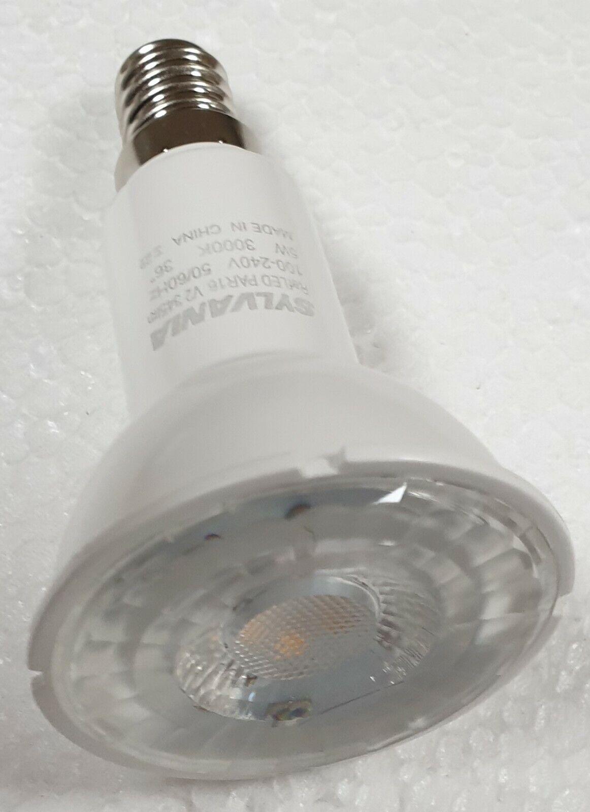 LED PAR16 5W REPLACEMENT COOKER HOOD 50 PAR16 50W SES E14 WARM WHITE x1