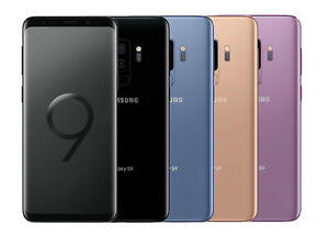 Samsung Galaxy S9 LTE (LATEST) SM-G960U 64GB T-Mobile AT&T Verizon GSM Unlocked