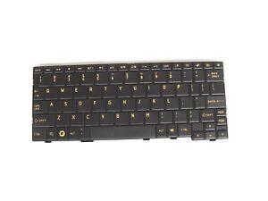New-Keyboard-Black-US-for-Toshiba-Mini-AC100-10Z-10U-10D-Black