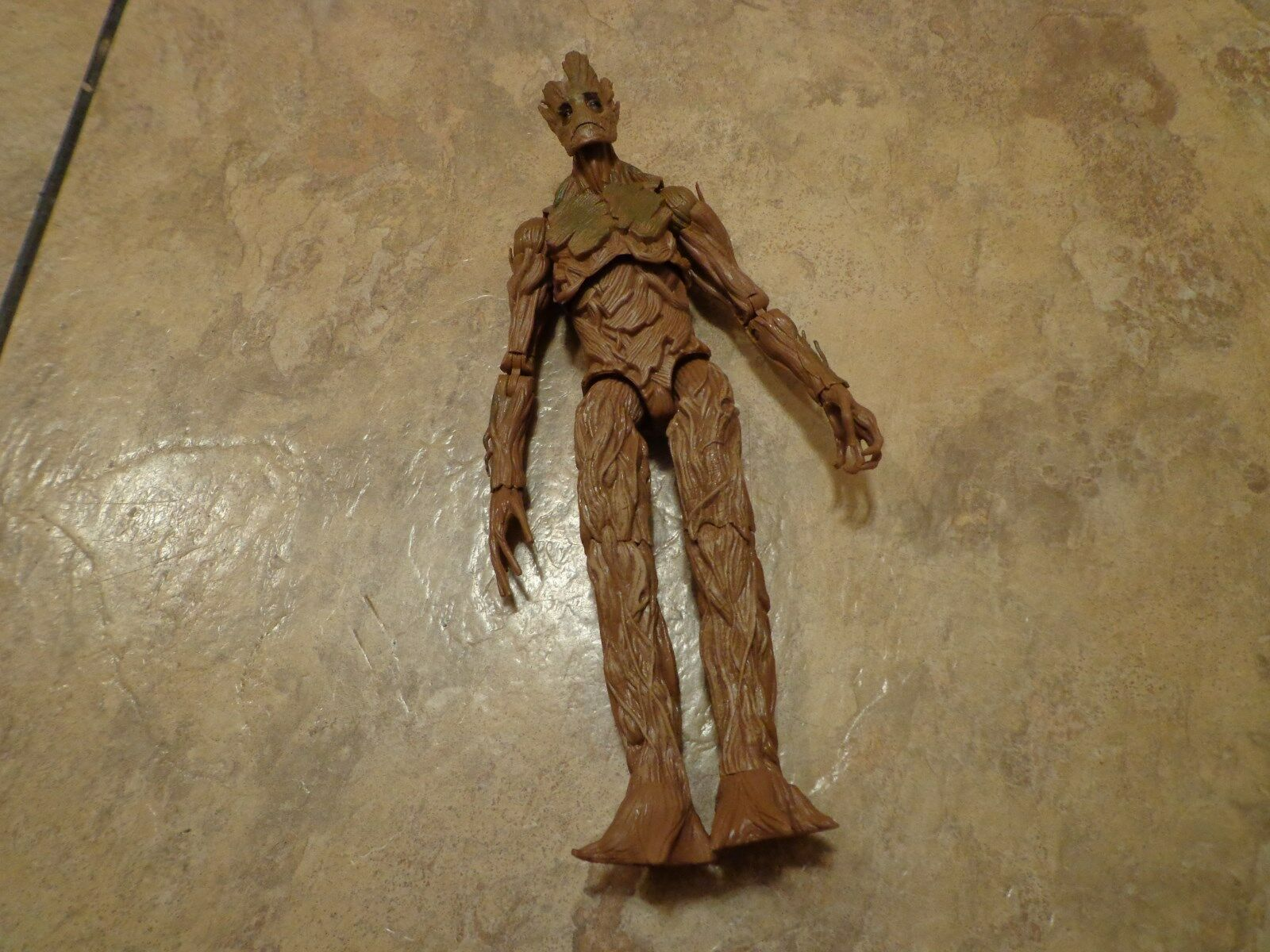 MARVEL LEGENDS--GUARDIANS OF THE GALAXY--9  GROOT FIGURE (LOOK) BUILD A FIGURE