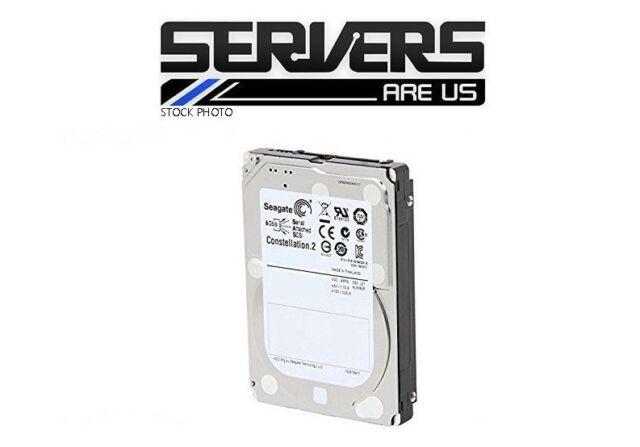 """Seagate 600GB 2.5"""" Hard Drive ST9600104SS Savvio 10K.4 Internal 10000 RPM"""