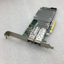 HP Nc522sfp Dual Port 10gbe Server Adapter 468332-b21 468349-001 Low