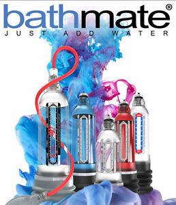 BATHMATE-HERCULES-X20-X30-X40-amp-X50-HYDROMAX-PENIS-PUMP-ENLARGER-EXTENDER