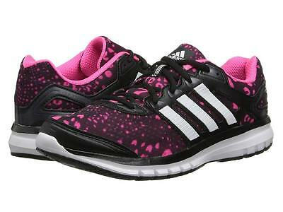 ADIDAS M25962 DURAMO 6 Women Black/Pink Athletic Running Work Out Shoes Sneakers