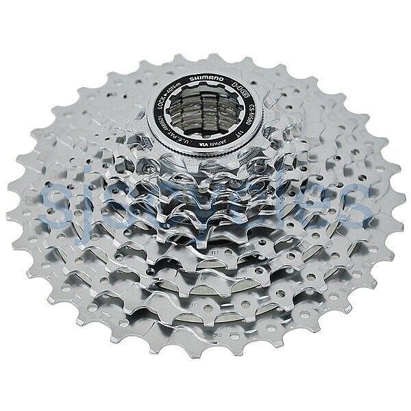 Cassetta bici MTB Shimano LX CS-M580-9 speed 11-32 bike cassette sprocket