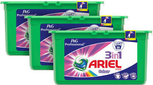 3-X35-Pack-Ariel-3-in-1-Colour-Liquitabs-Washing-Detergent-Tablets-Capsules-Pods