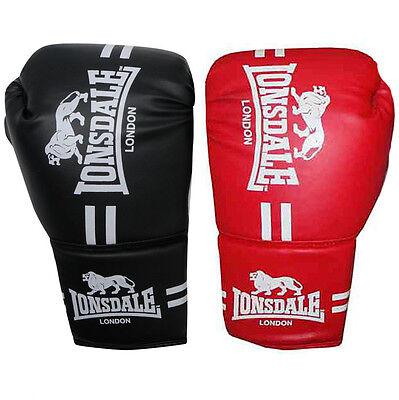 Lonsdale Contender Boxhandschuhe Boxsport Boxen Gloves Handschuhe Boxsport neu