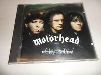 Cd   Motörhead  – Overnight Sensation