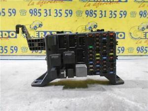 SCATOLA-FUSIBILI-Ford-MONDEO-III-B5Y-2-0-TDCi-N7BA-4S7T14A073AB