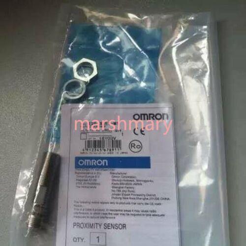 1pc New Omron E2E-X2E1-M1 Proximity Switch Sensor