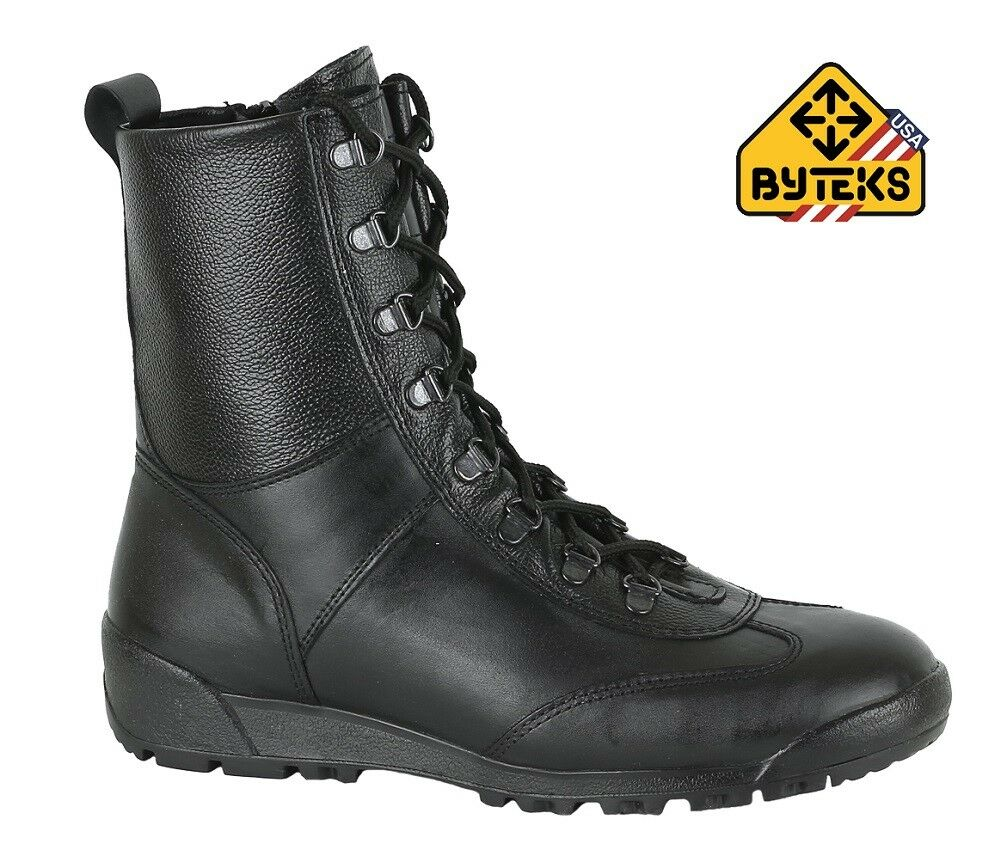 Authentic Soviet SpetsNaz Assault Tactical Boots  COBRA 12211  by BYTEKS