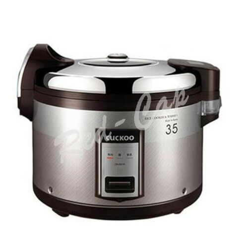 NEW CUCKOO Rice Cooker CR-3521R NonPressure 35 CUPS 220V E