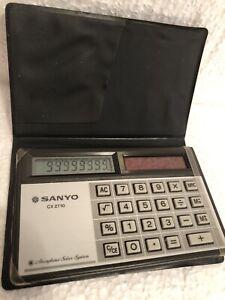 Vintage-sanyo-cx2710-Working-Hard-to-Find