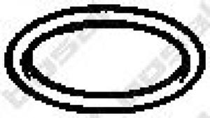 Dichtung Abgasrohr für Abgasanlage BOSAL 256-193