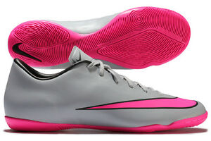 Image is loading Nike-Mercurial-Victory-IV-IC-Indoor-Soccer-SHOES-