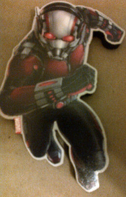 "ANT-MAN  FUNKY CHUNKY REFRIGERATOR MAGNET ""LIVE"" 2015"