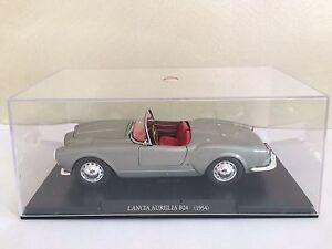 DIE-CAST-034-LANCIA-AURELIA-B24-1954-034-SCALA-1-24-AUTO-VINTAGE