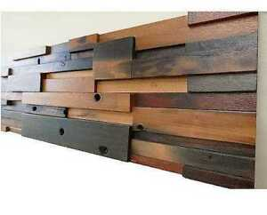 Wood wall panel reclaimed decorative d wall panels wall tiles
