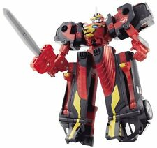 NEW BANDAI Power Rangers Tokumei Sentai Go-Buster Ace Machine Megazord DX CB-01