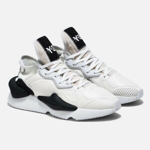 59acd13e8e58 2018 adidas Y-3 Yohji Yamamoto Kaiwa White Sz 8-12 - BC0907