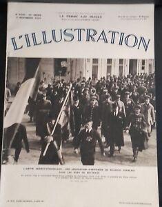 Rivista-per-Lettera-Settimanale-L-039-Illustrazione-N-4940-La-Donna-Alle-Foto-1937