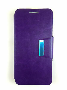 huge discount dff18 2e6e9 Details about COVER CASE FOR SONY XPERIA T3 SUSTAINABLE WITH CLOSURE OF  MAGNETIC PURPLE
