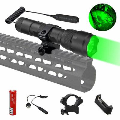 5000LM Tactical Hunting Coyote Predator Flashlight 1-Mode Hog Torch