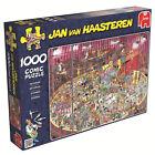 Jumbo The Circus by Jan Van Haasteren 1000 Piece Comic Jigsaw Puzzle 01470