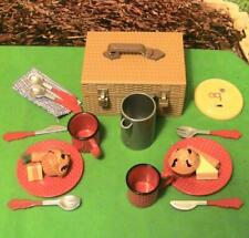 Kleidung & Accessoires Our Generation Picnic Table Accessory Set for any 18 or 45cm doll Babypuppen & Zubehör