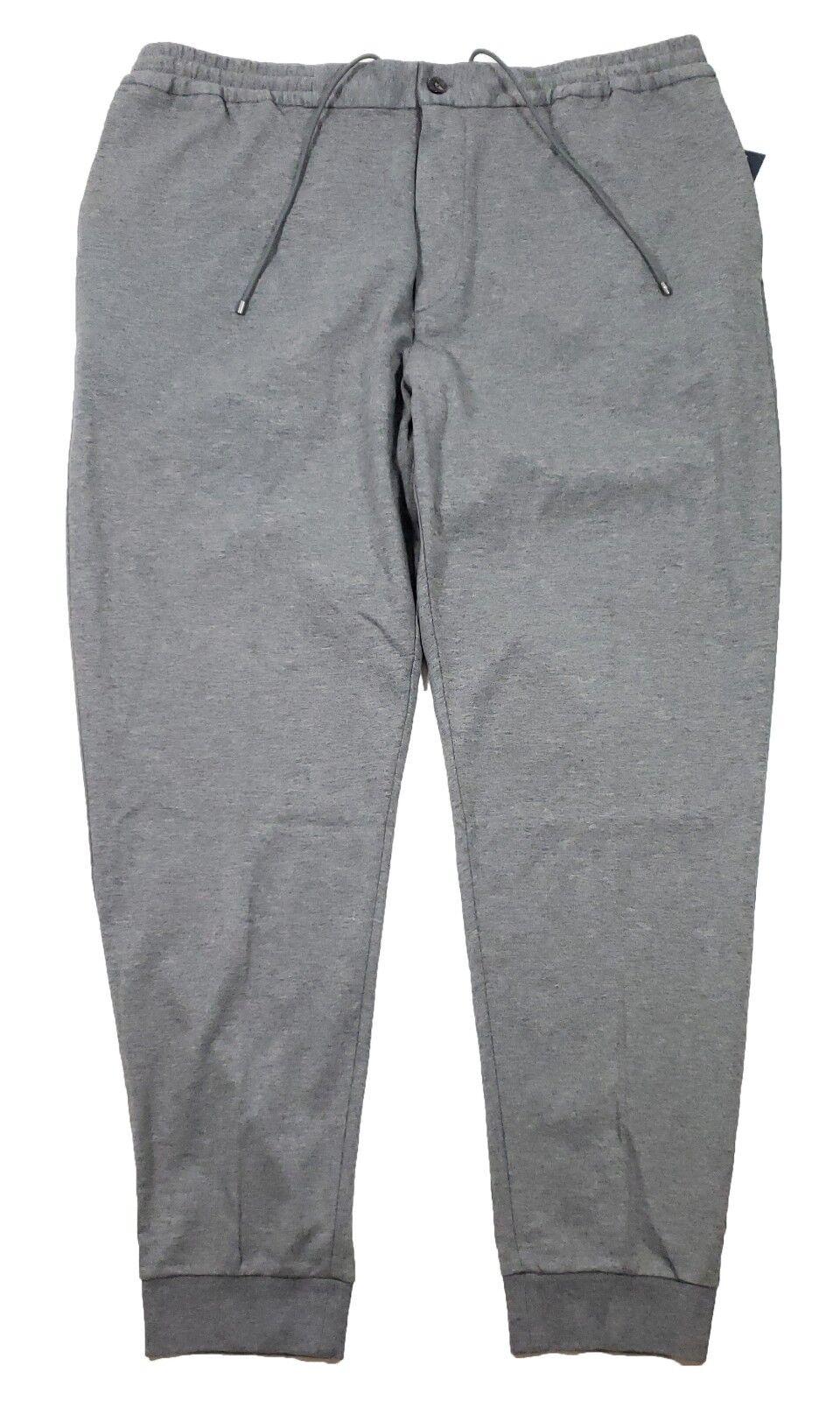 Polo Ralph Lauren Men's Foster Grey Dressy Jogger Pants