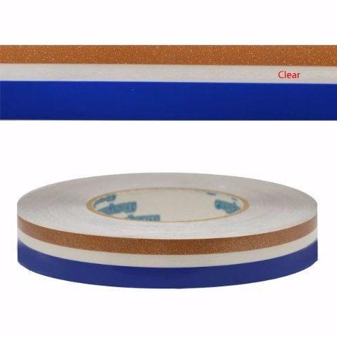 Clear Larson Blue 1 Inch Vinyl Boat P Glastron OEM 134019-01 Glittery Gold